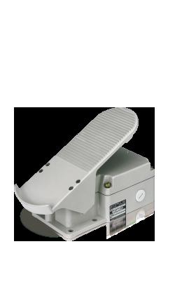 Pedal-controller P7 / PP7